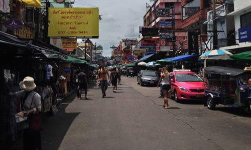 nomadic mick bangkok on a budget khaosan road