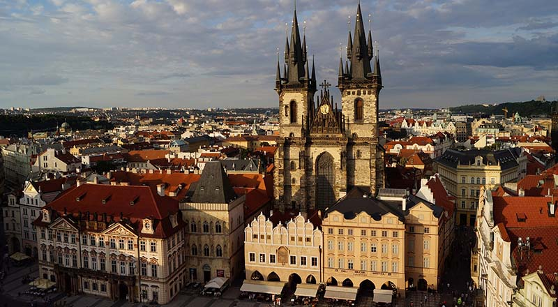 cheap hotels in prague